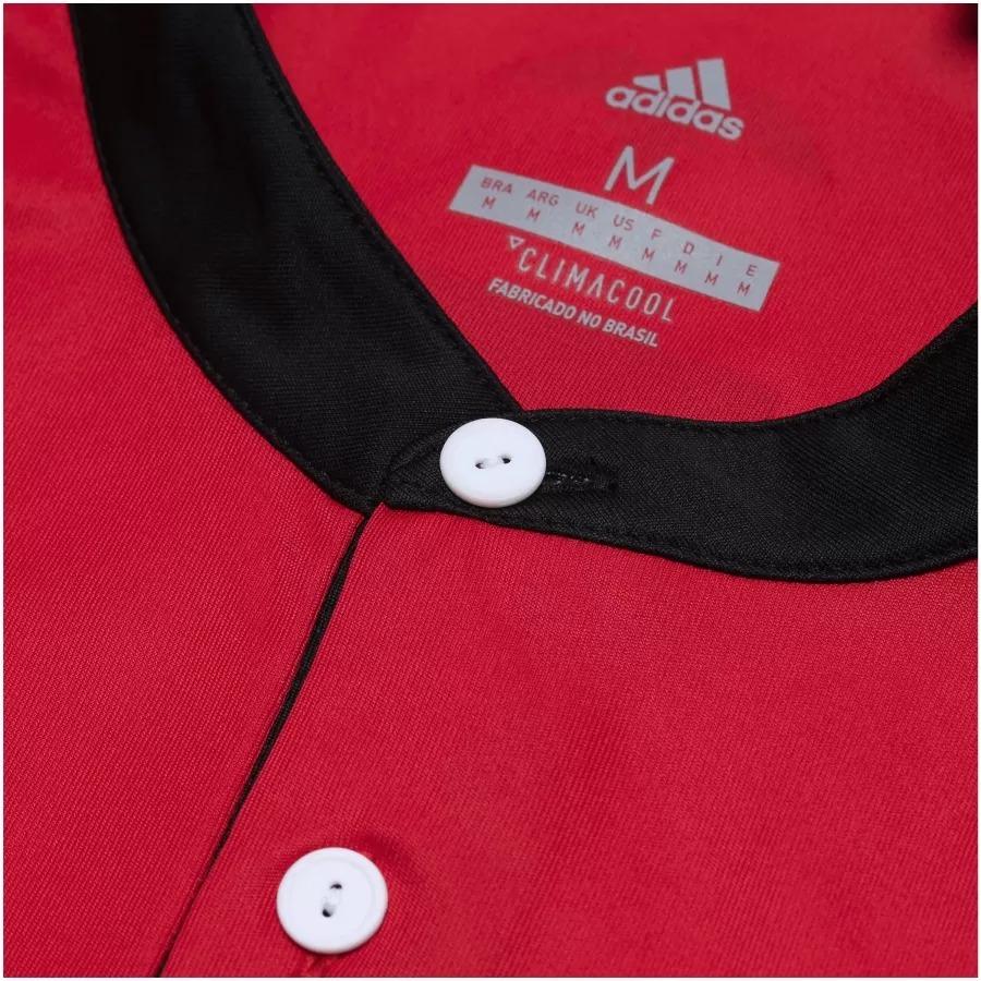 cbf6e7210 camisa do flamengo 2017 adidas com patrocínio frete grátis. Carregando zoom.