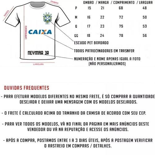 93f699e760 Camisa Do Flamengo 2018 Uniforme 2 - R  29