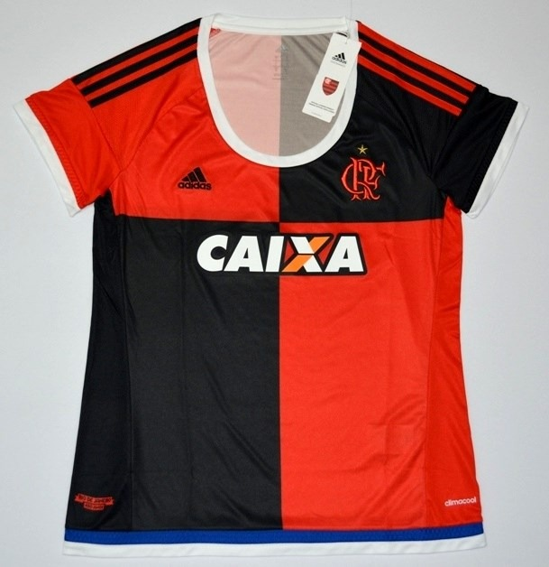 948348b278 Camisa Do Flamengo adidas Feminina Nova E Original - R  59