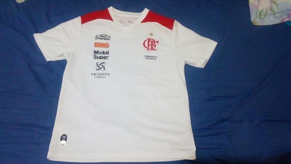 Camisa Do Flamengo Comissão Tecnica - R  69 0054ab153b8b6