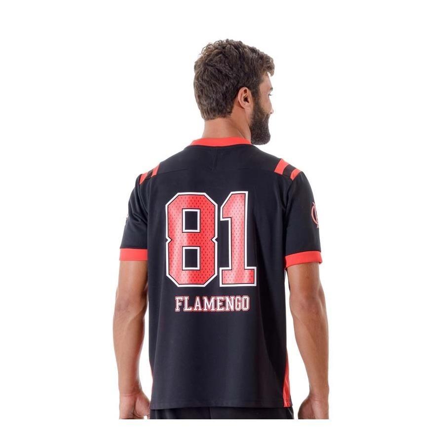 b1c336769 camisa do flamengo estilo futebol americano oficial breed. Carregando zoom.