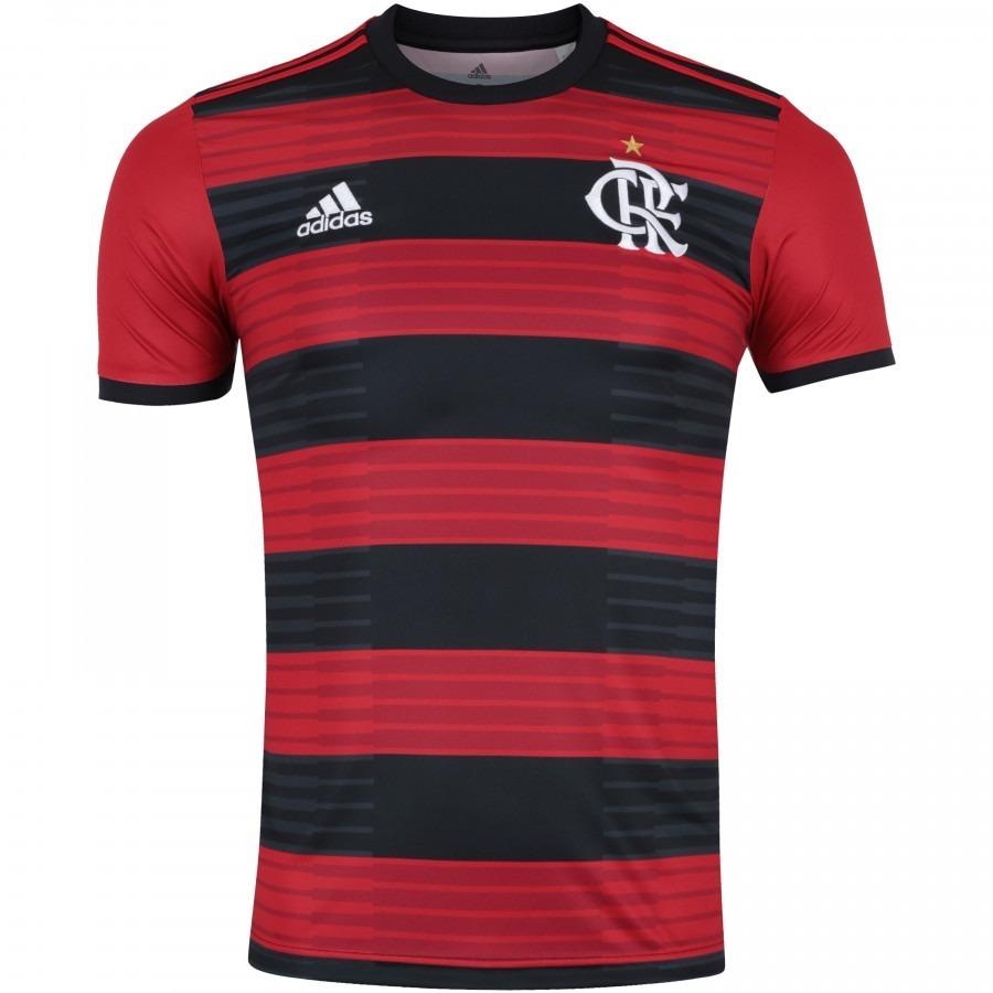 camisa do flamengo nova mengão lançamento clube carioca time. Carregando  zoom. 35528d0713688