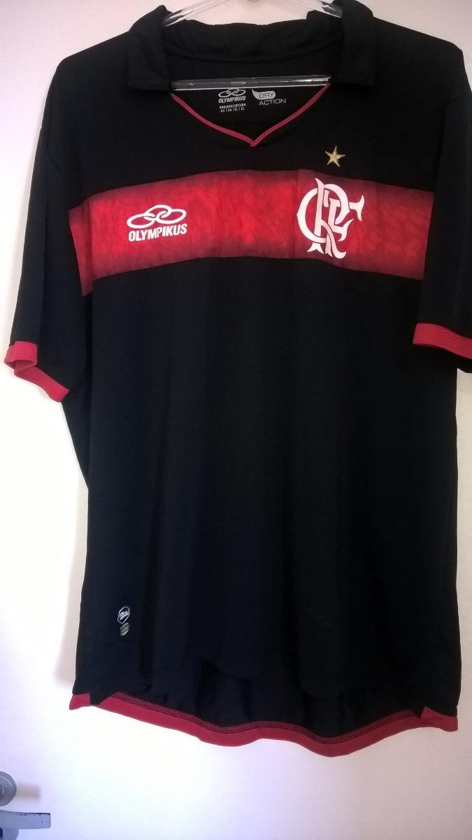 a81a57c7ee838 camisa do flamengo preta olympikus 2011 uniforme 3 coleção. Carregando zoom.