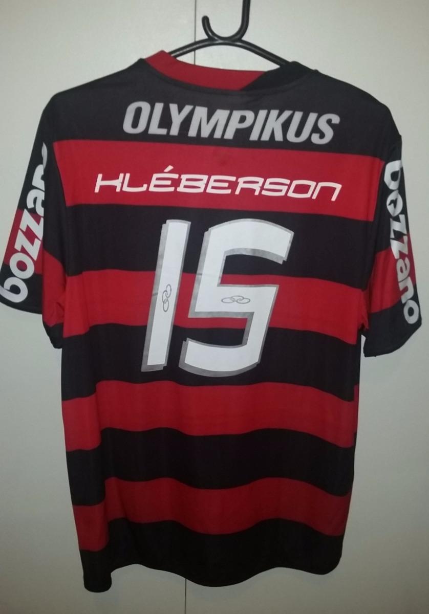 b61eca8a07 Camisa Do Flamengo Usada Em Jogo - R  199