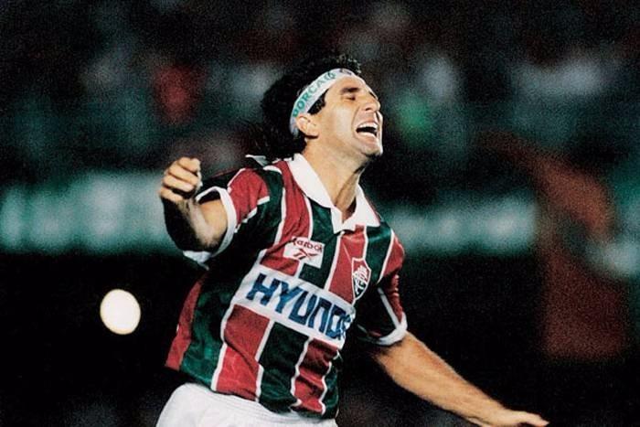 Camisa Do Fluminense Reebok Campeão Carioca Antiga 1995 - 95 - R ... 67fef56e72981