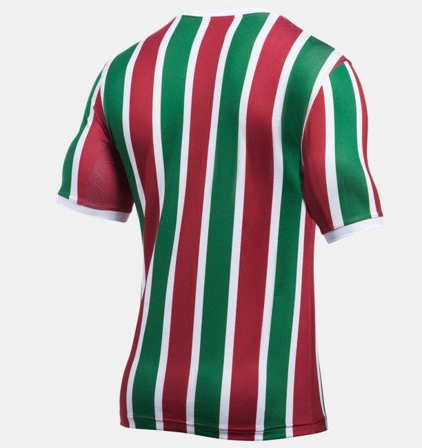 0d1b735bb51fb Camisa Do Fluminense Tricolor 2019 Under Armour Original - R  99