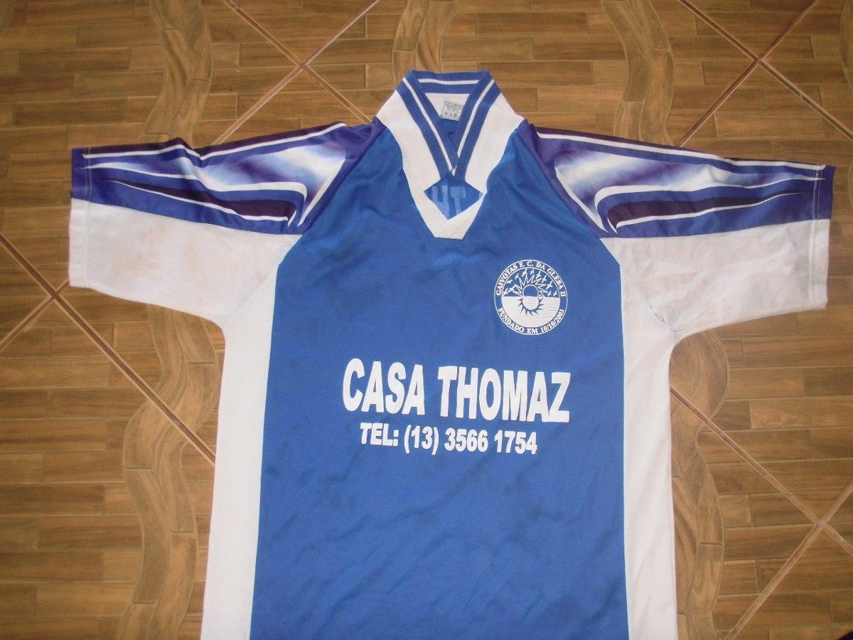 Camisa Do Gaivotas Futebol Clube São Vicente - R  20 f213c6f2e99ca