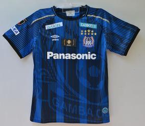 3081560dcd Camisa Do Jipão Selecoes Japao Masculina Parana - Camisas de Futebol  Azul-marinho com Ofertas Incríveis no Mercado Livre Brasil