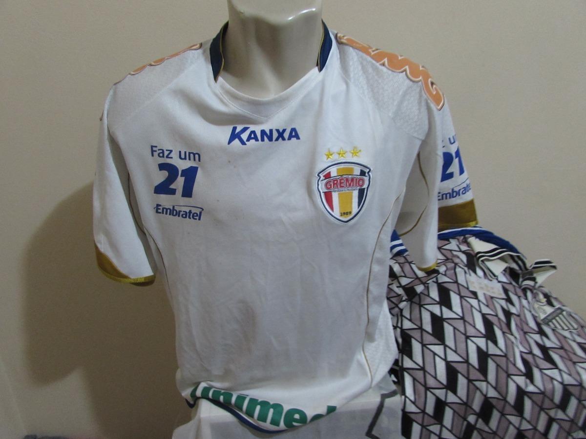 9f1d0ca725 Camisa Do Gremio Prudente De Jogo - R  50