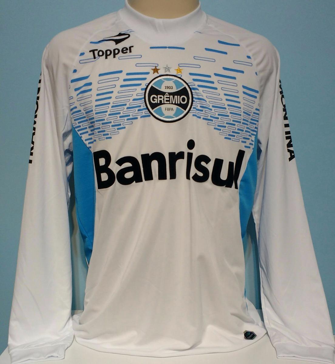 4460aa1f5a camisa do grêmio de goleiro 2012 100% original topper - 11. Carregando zoom.