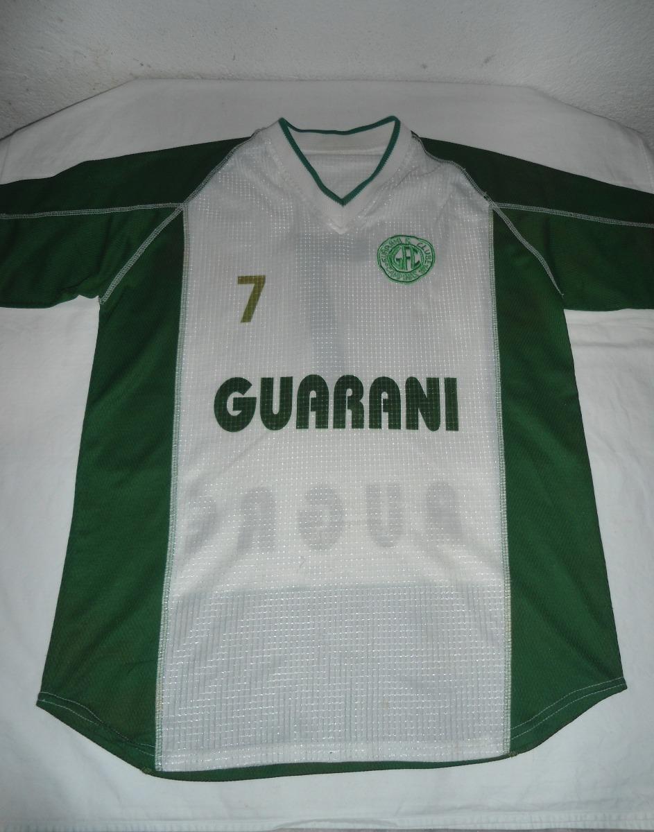 276f814450 camisa do guarani f.c. campinas antiga rara escudo branco. Carregando zoom.