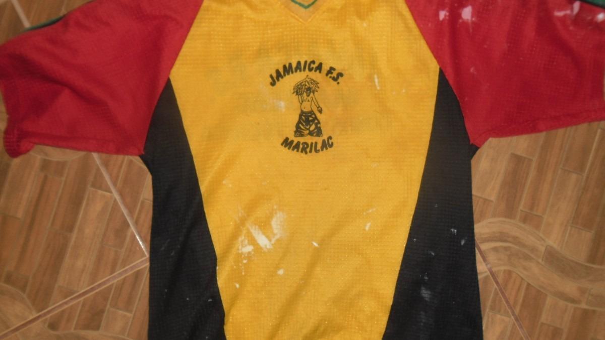 camisa do jamaica futebol de pirituba. Carregando zoom. 3e6b0822920e1