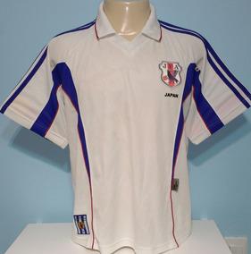 ed954f1670 Camisa Seleção Japão Selecoes Japao - Camisas de Futebol, Usado no Mercado  Livre Brasil