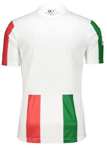 camisa do leganés vermelha/verde 18/19 - frete grátis