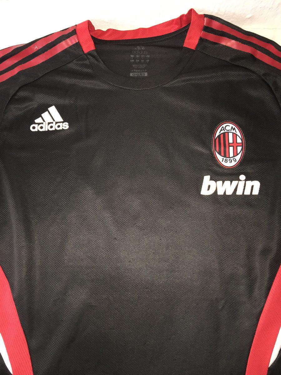 camisa do milan da itália de treino. Carregando zoom. 35cd67edfbaf6