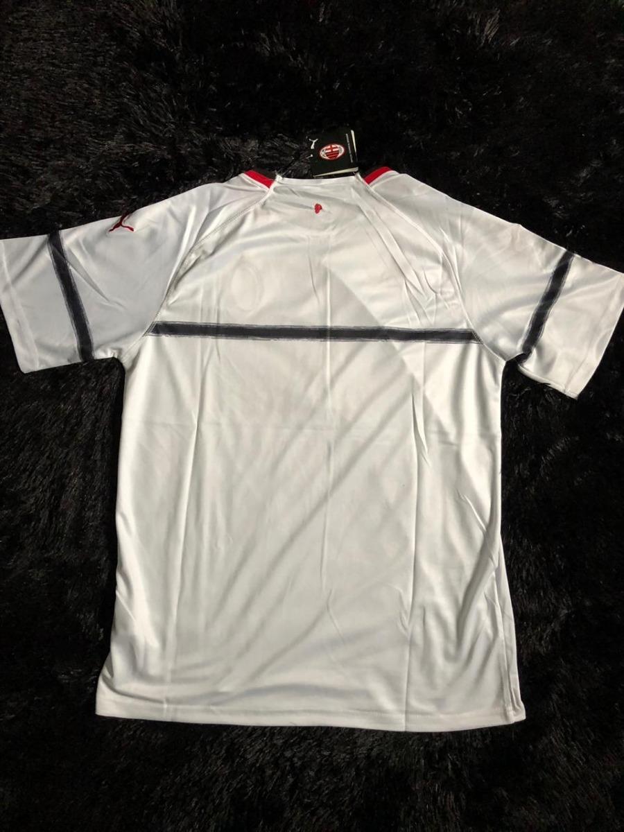 Camisa Do Milan Original Lançamento - Mega Saldão 2018 - R  119 dc2e6a714bee0