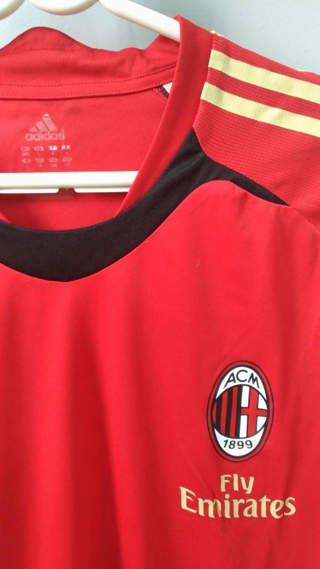 camisa do milan(italia) treino. Carregando zoom. 4ba7c082d336a