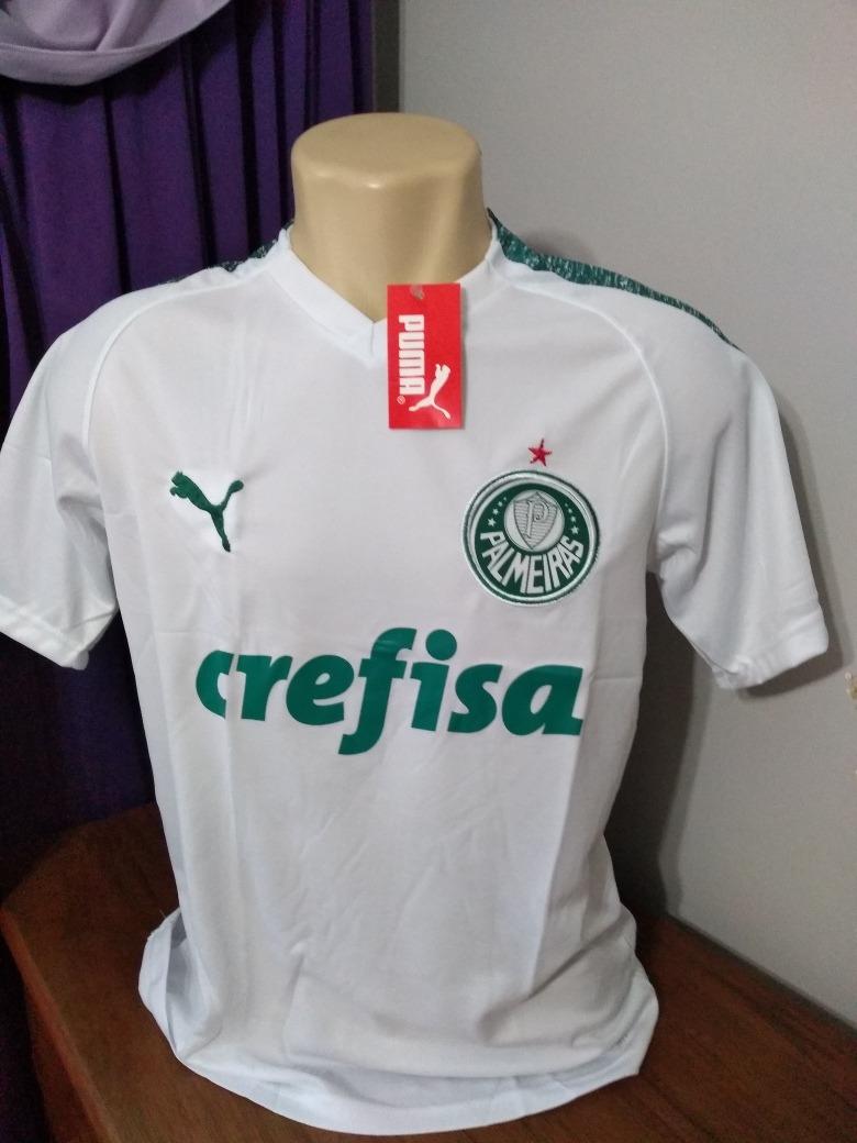 Camisa Do Palmeiras 2019 Pronta Entrega - R  59 4718ae600b550