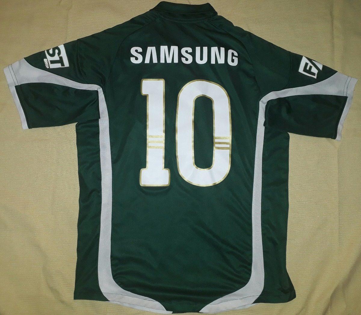 b3f729859de4a Camisa Do Palmeiras adidas 14 Anos Ou Tam P 2010 - 10 - R  189