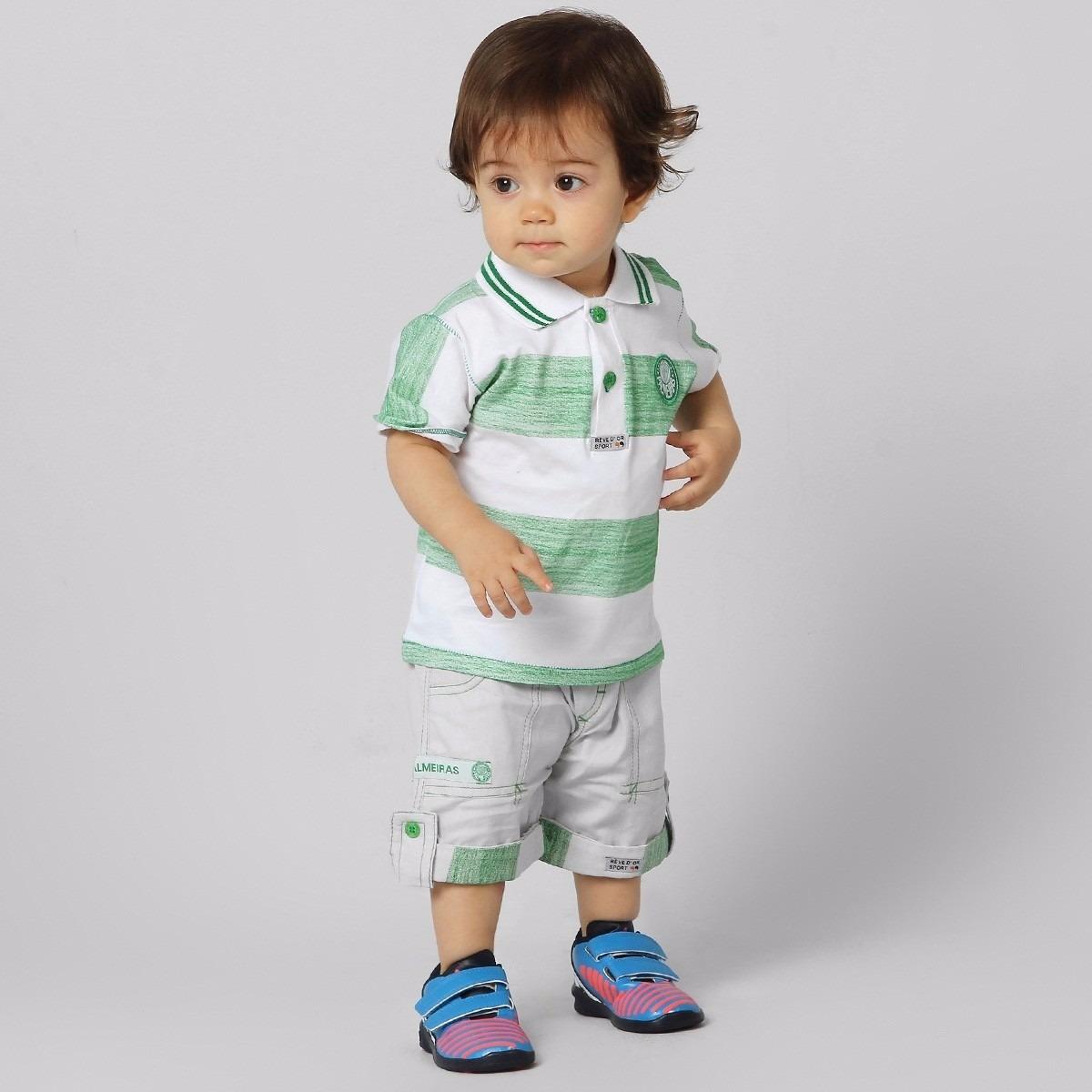 Camisa Do Palmeiras Bebê 091ffa93e8149