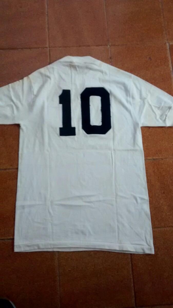 Camisa Do Pelé.autografada Pelo Rei - R  10.000 a20bfb2e493a1