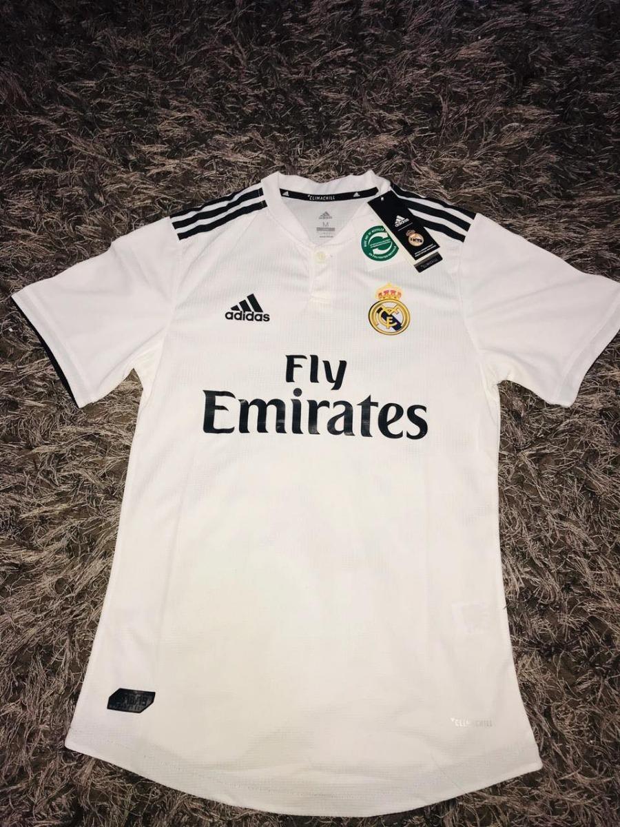 8fc05ef0 Camisa Do Real Madrid 2018 / 2019 Frete Grátis - R$ 120,00 em ...