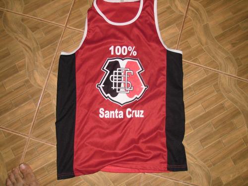 camisa do santa cruz