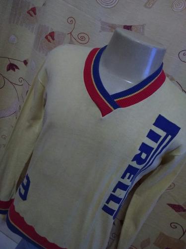 camisa do santo andré anos 60/70 de vôlei