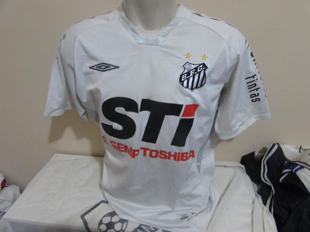 Camisa Do Santos 2009 - R  70 f4c23019e64e7