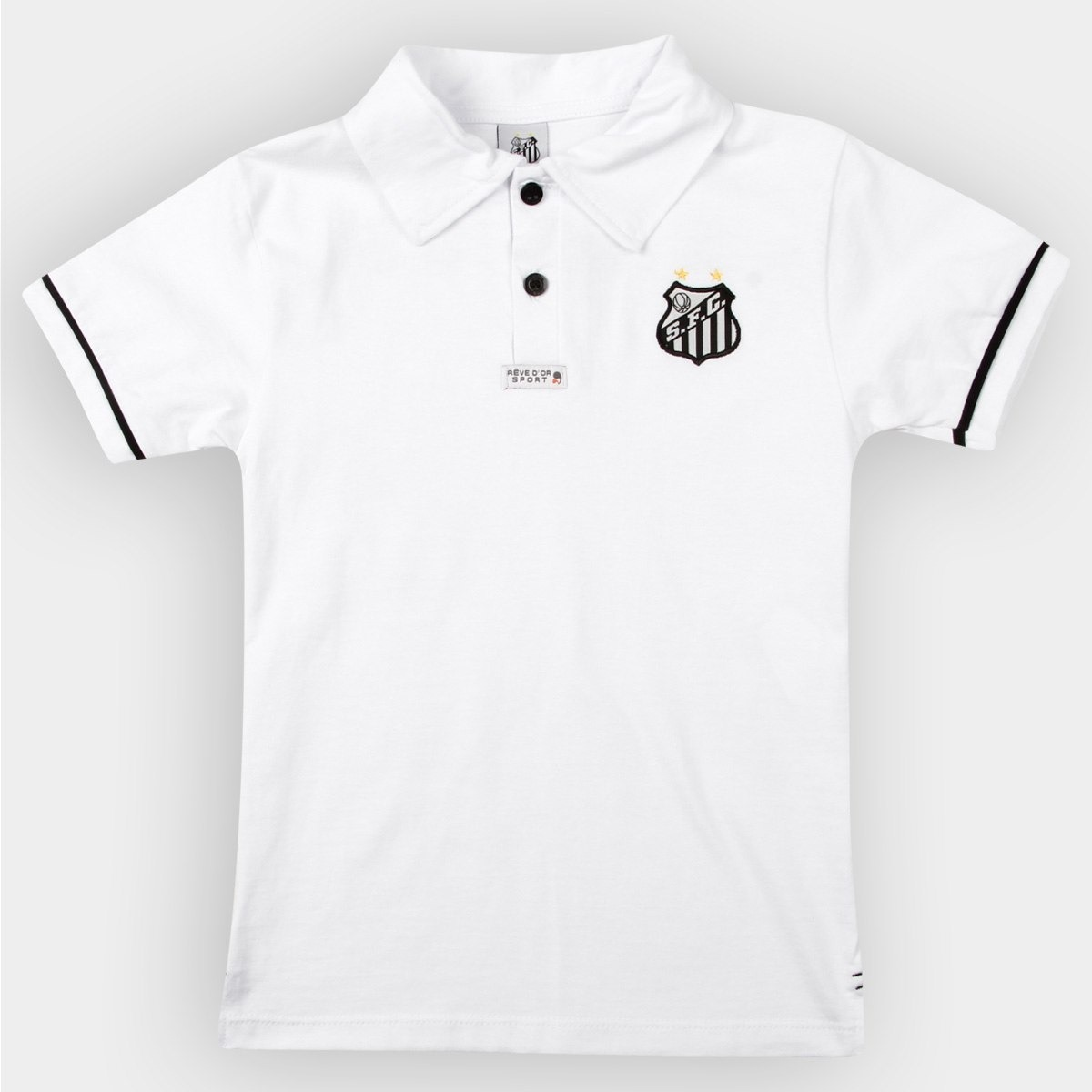 camisa do santos infantil polo oficial menino. Carregando zoom. 0461c7a5d1f17