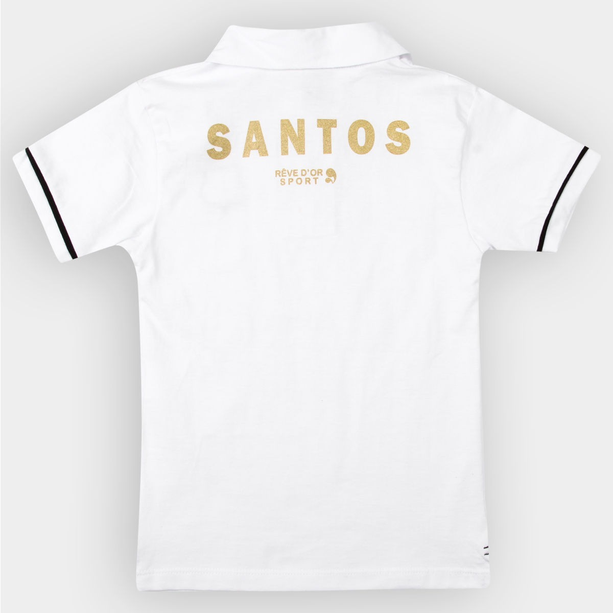 camisa do santos infantil polo oficial menino. Carregando zoom. a825a947c30fd