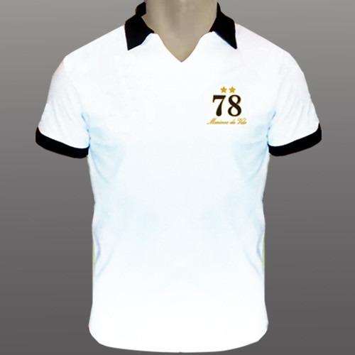 51b693601c Camisa Do Santos Meninos Da Vila - Oferta Limitada - R  79