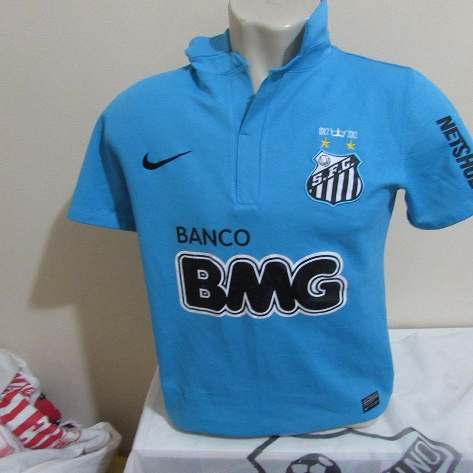 camisa do santos neymar 2012. Carregando zoom. a8d6d51e1becf