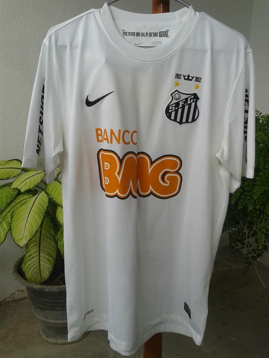 camisa do santos - neymar jr. Carregando zoom. 0d05355900f25
