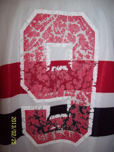 camisa do são paulo topper 2004