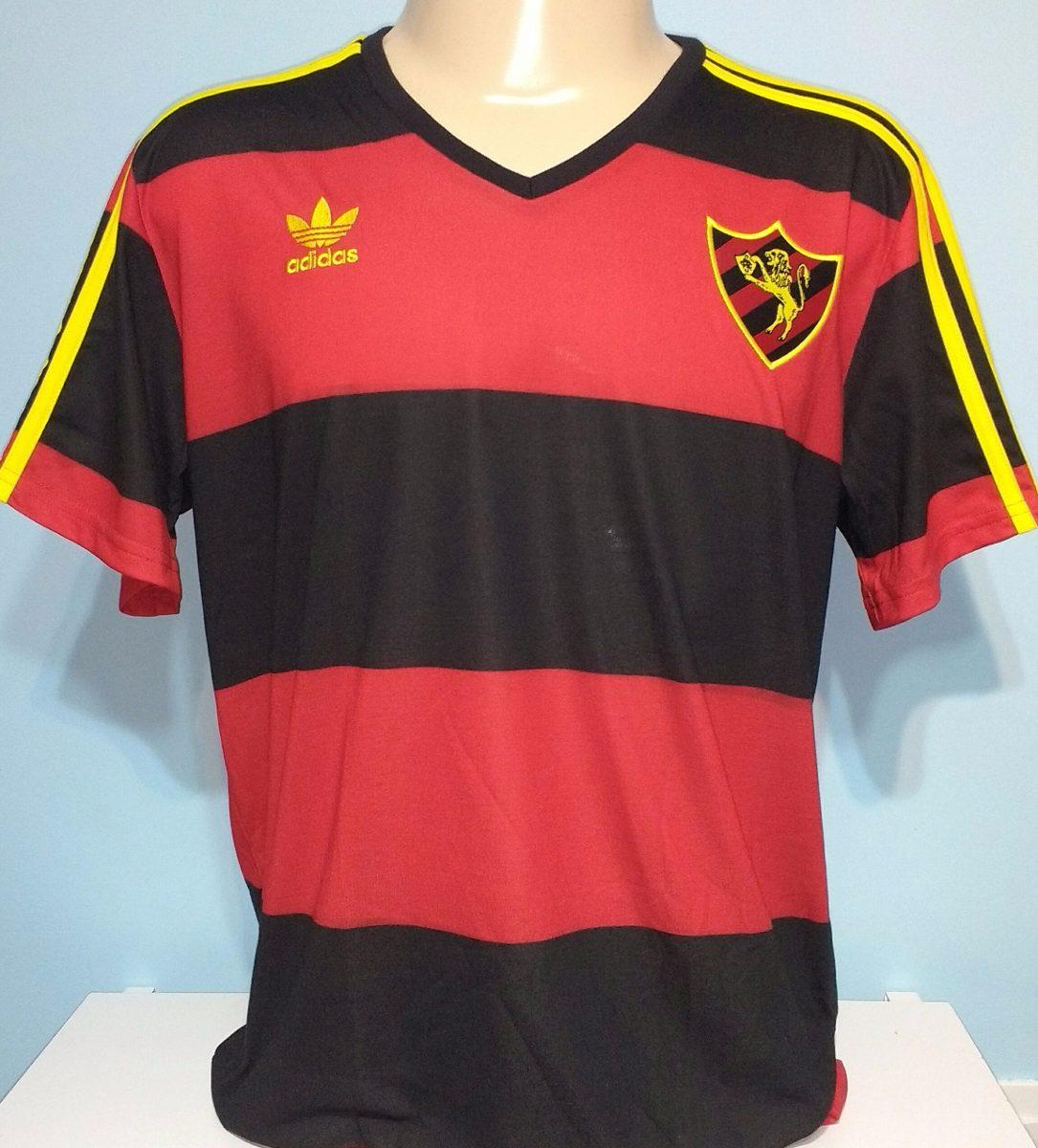 Camisa Do Sport Recife 110 Anos Original adidas Algodão - 08 - R  99 ... 5226cbe14e1f1