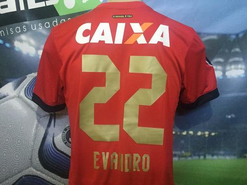 camisa do sport recife usada na sulamericana 2017.