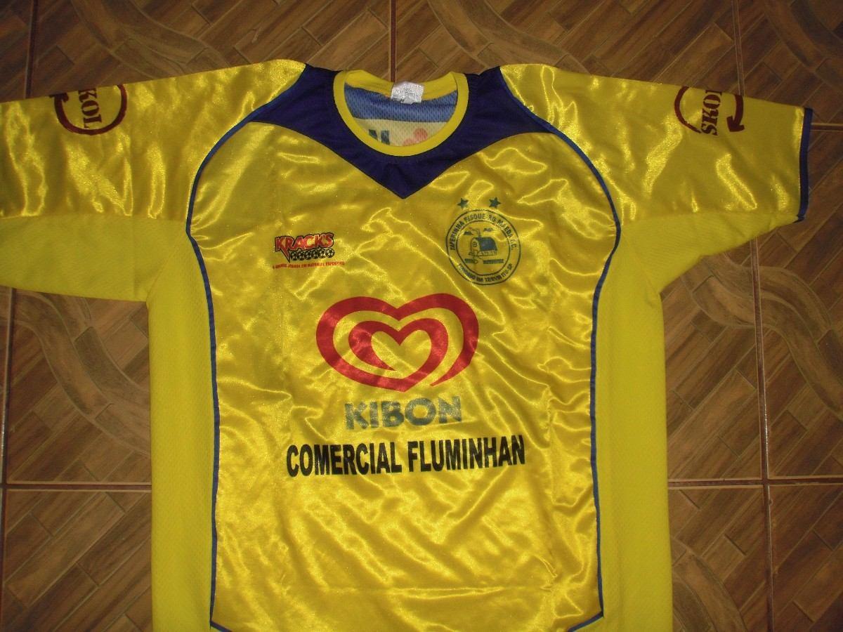Camisa Do Taperinha Pesqueiro Maeda Futebol Clube - R  25 8588a9fdd5d6f