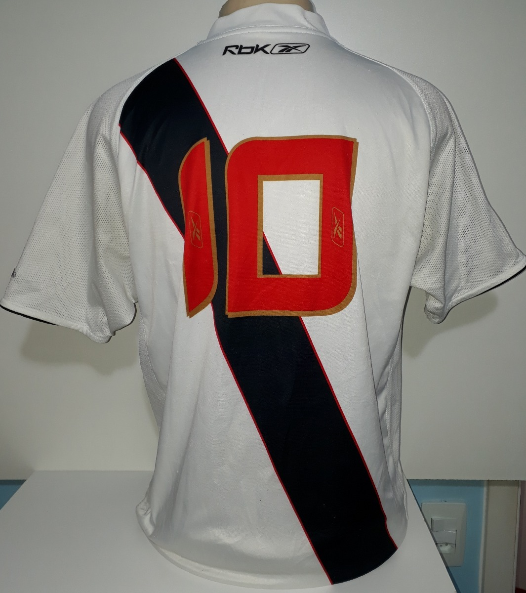 3529b9bd4b Camisa Do Vasco 2006   2007 Reebok Original - 07 - R  149