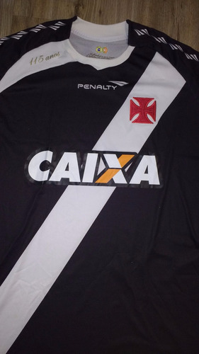 camisa do vasco 2013 homenagem 115 anos original penalty- 18