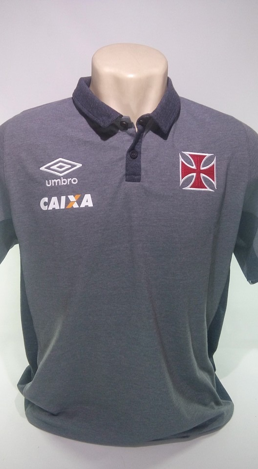 7f7aececfc Camisa Do Vasco Da Gama Ct Pólo - R  169