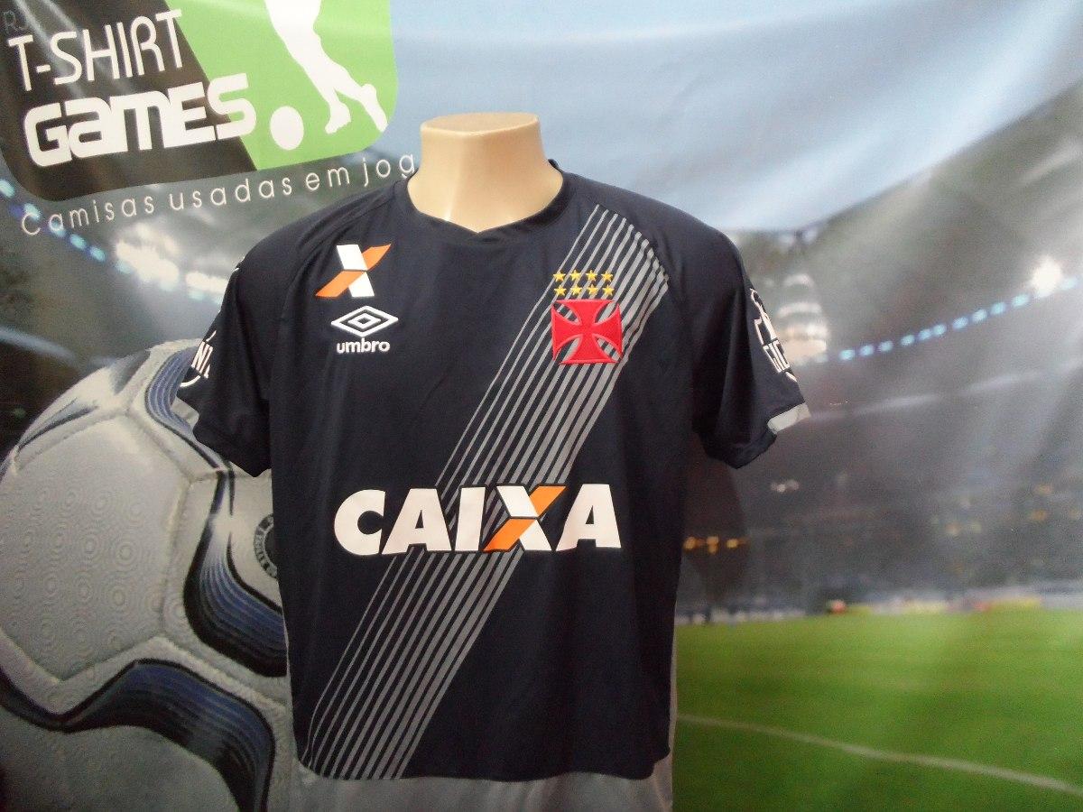 camisa do vasco usada pelo martin silva copa do brasil 2016. Carregando  zoom. 528a4288e339b
