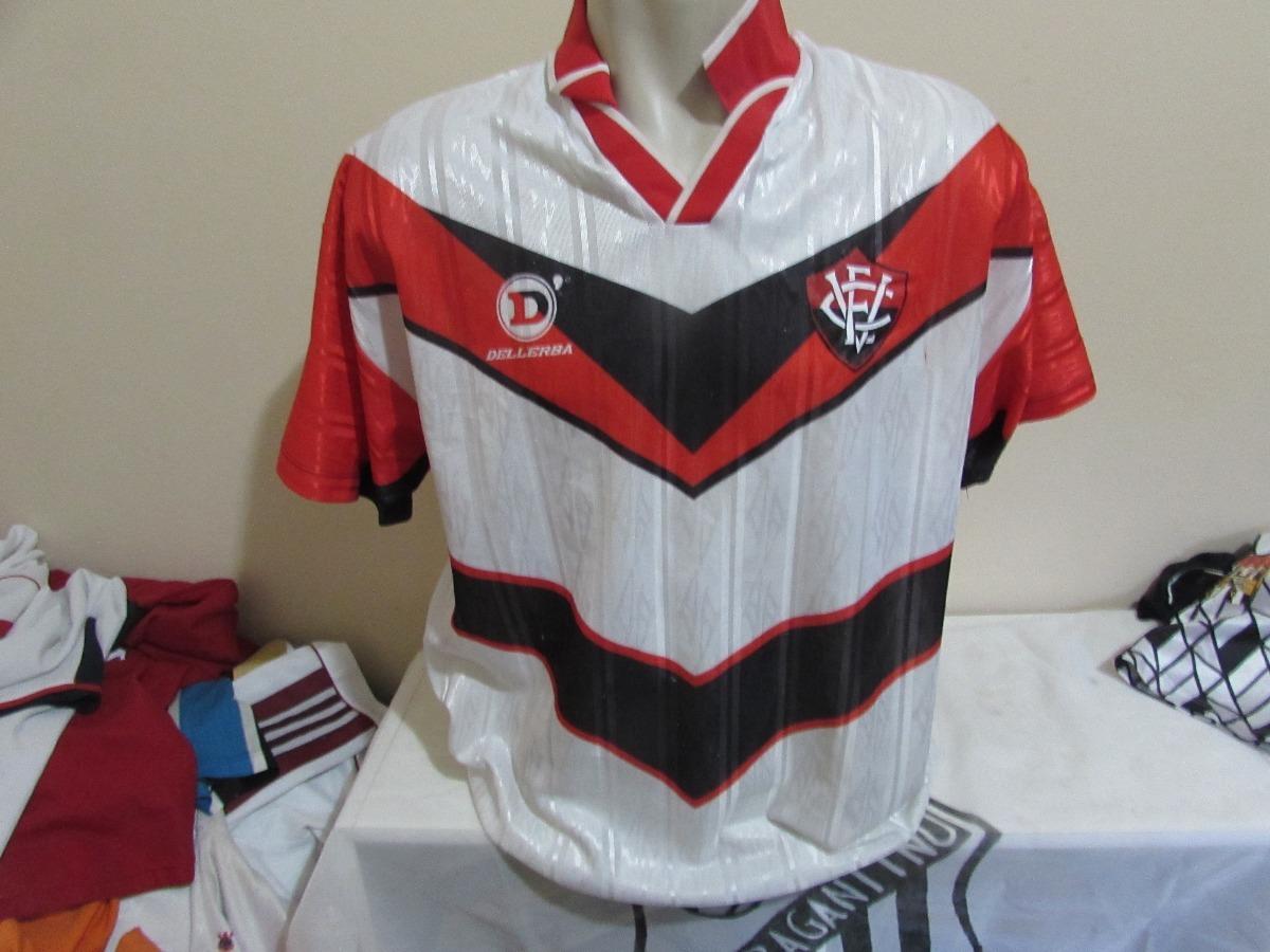 Camisa Do Vitoria Dellerba - R  60 1978555fd5207