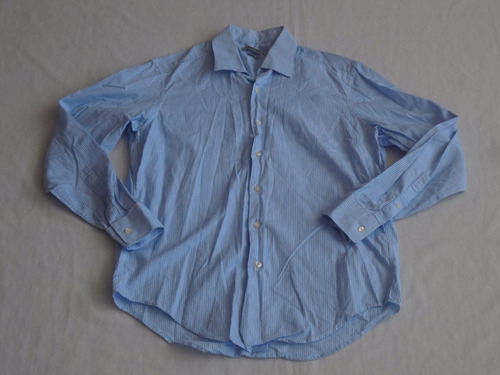 camisa donna karan slim fit talla medium #0003