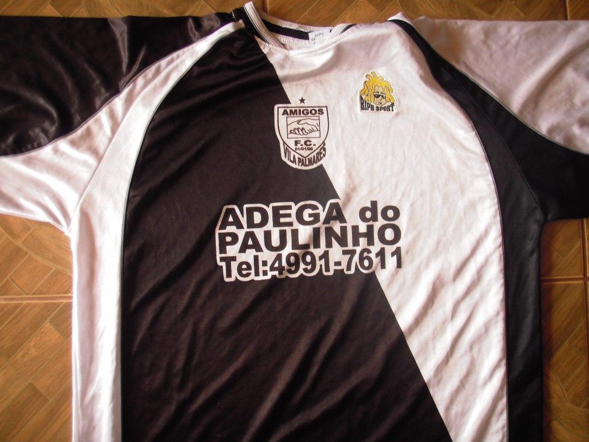 Camisa Dos Amigos Futebol Clube Vila Palmares - R  25 016b8f9569a44