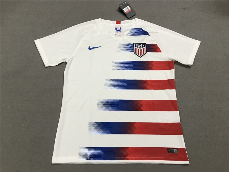 camisa dos estados unidos branca - original pronta entrega. Carregando zoom. de7f139a8ff87
