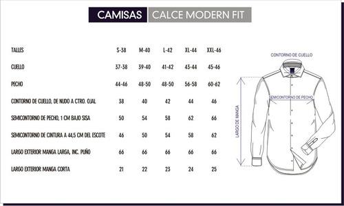 camisa drew daniel hechter modern fit lisa