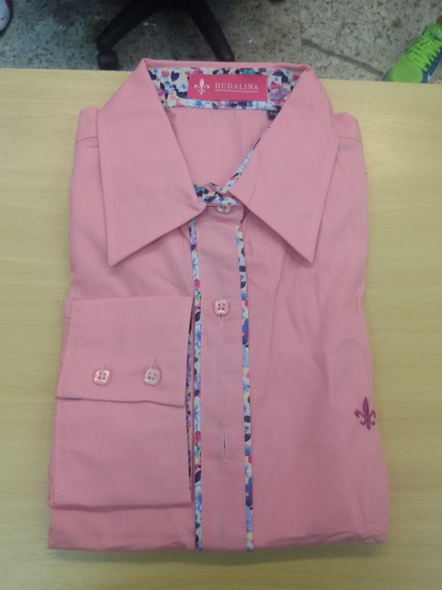 3f5ae4260fe camisa dudalina feminina manga 3 4 promoção. Carregando zoom.