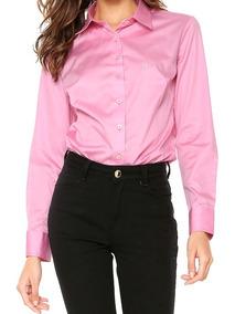 e8e46aae3b Camisa Dudalina Feminina Rosa Original Tamanho 40 Perfeita