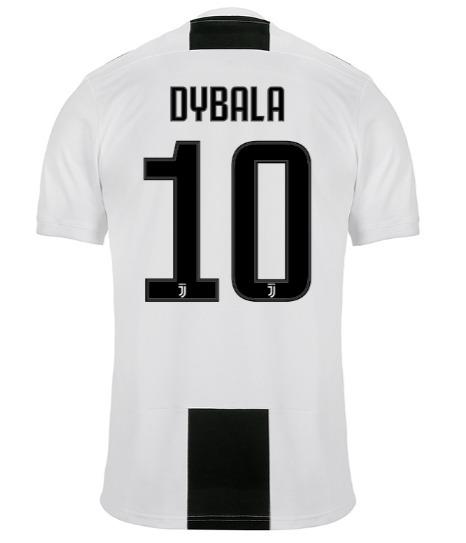 520b321947 Camisa Dybala Juventus 2018-2019 Novo Original Frete Gratis - R$ 170 ...